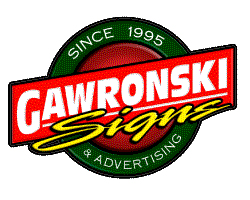 Gawronski Signs & Advertising